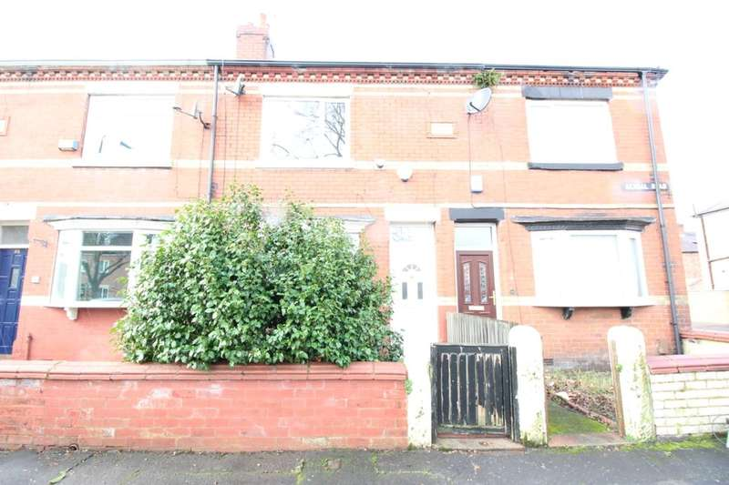 2 Bedrooms Terraced House for rent in Kendal Road, Stretford, Manchester, M32