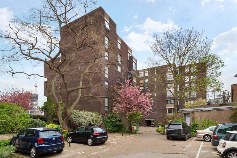3 Bedrooms Flat for sale in Valiant House, Vicarage Crescent, Battersea, London, SW11