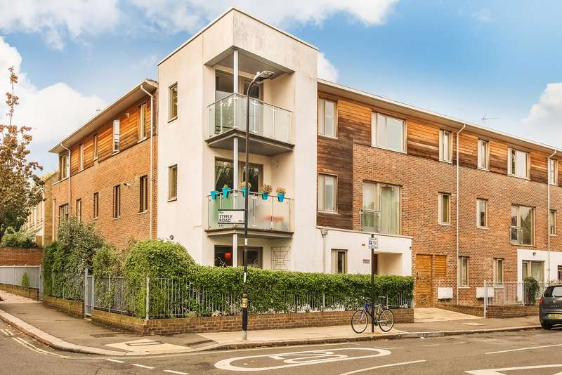 2 Bedrooms Flat for sale in Church Gate Court, Steele Road, Chiswick, London, W4