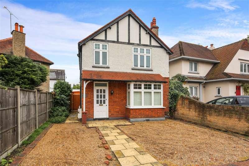 1 Bedroom Maisonette Flat for sale in Monument Hill, Weybridge, Surrey, KT13