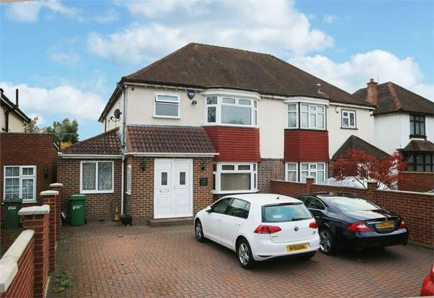 5 Bedrooms Semi Detached House for sale in London Road, Slough, Berkshire