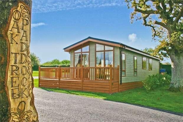 1 Bedroom Chalet House for sale in Haybridge, WELLS, Somerset