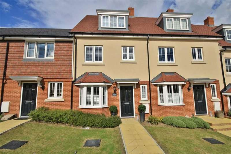 4 Bedrooms Town House for sale in Borough Green, Kent