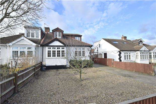4 Bedrooms Semi Detached Bungalow for sale in Court Road, ORPINGTON, Kent, BR6