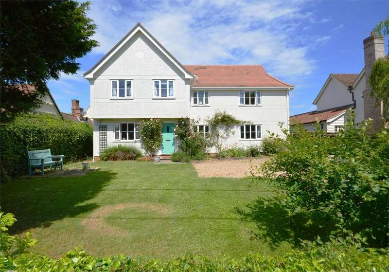 4 Bedrooms Detached House for sale in Yew Tree House, Main Street, Shudy Camps