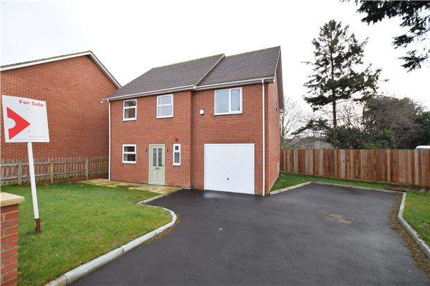 4 Bedrooms Detached House for sale in Plot 7 Cheltenham Road East, GLOUCESTER, GL3 1AL