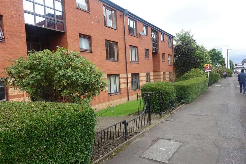 2 Bedrooms Flat for rent in Flemington Street, Glasgow