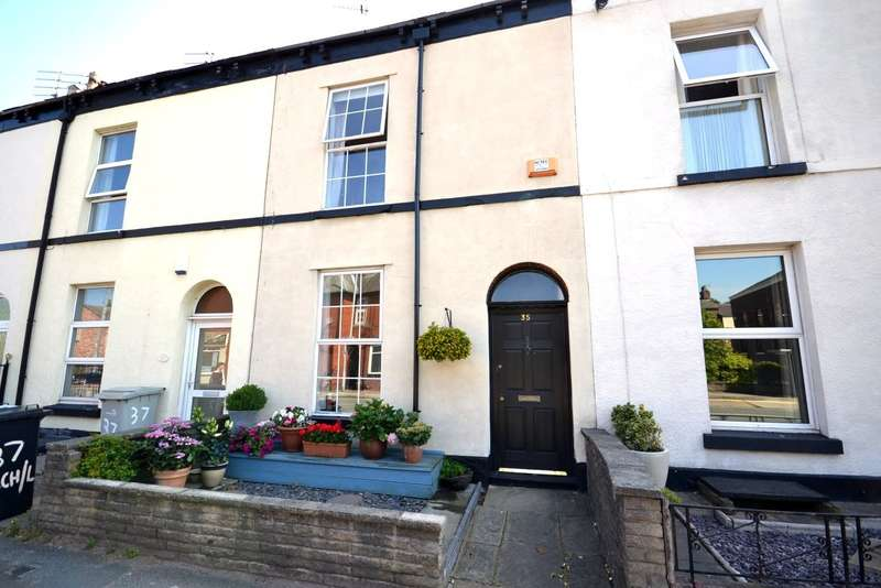 3 Bedrooms Terraced House for sale in Beech Lane, Macclesfield
