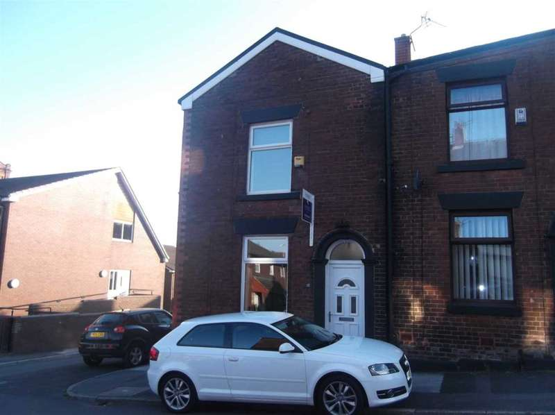 2 Bedrooms Terraced House for rent in Charles Street, Royton