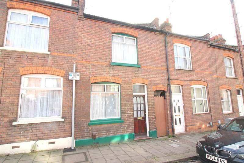 3 Bedrooms Terraced House for sale in Ridgway Road, Luton, Bedfordshire, LU2 7RR
