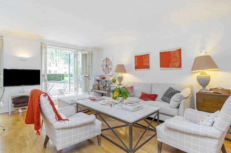2 Bedrooms Apartment Flat for sale in Benham House, Kings Chelsea, London, SW10