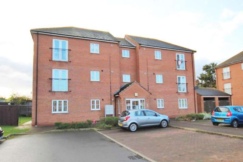 2 Bedrooms Apartment Flat for sale in DANES CLOSE, GRIMSBY