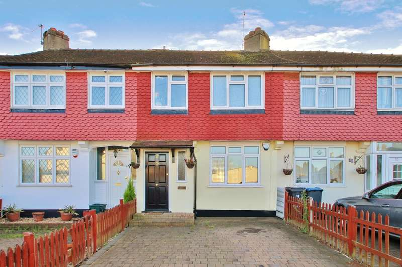 3 Bedrooms Terraced House for sale in Firdene, Tolworth