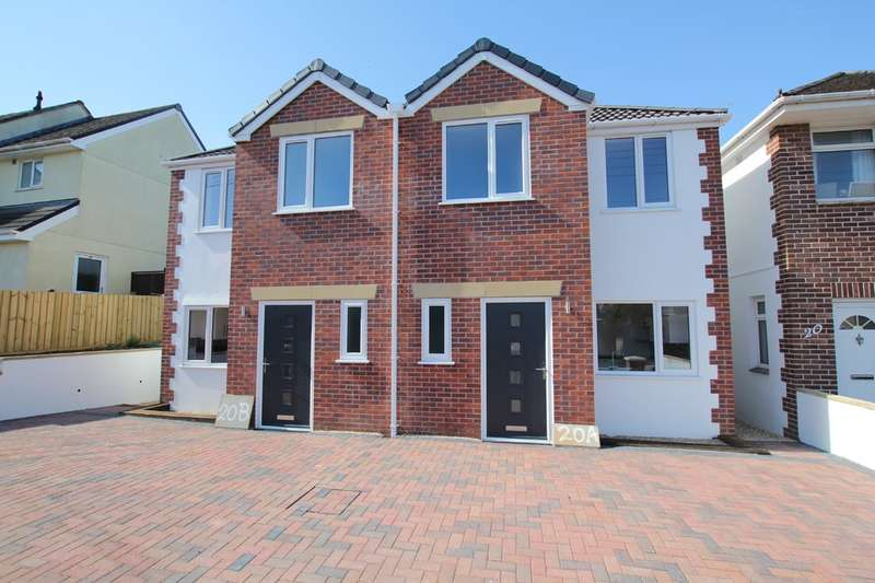 3 Bedrooms Semi Detached House for rent in Plymstock, Plymouth