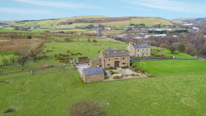 5 Bedrooms Barn Conversion Character Property for sale in Helmshore, Rossendale, BB4