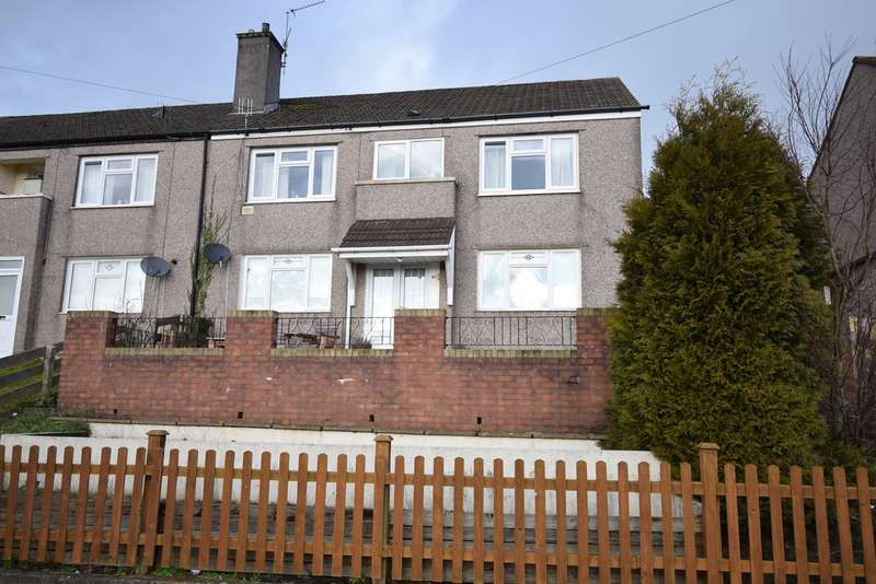2 Bedrooms Ground Flat for sale in Upland Drive, Trevethin, Pontypool, NP4