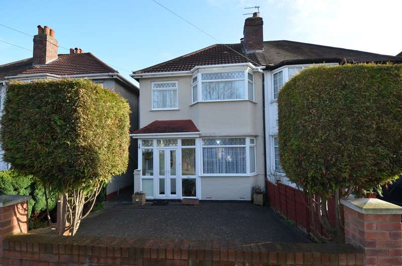 3 Bedrooms Semi Detached House for sale in Cateswell Road, Sparkhill, Birmingham, B11