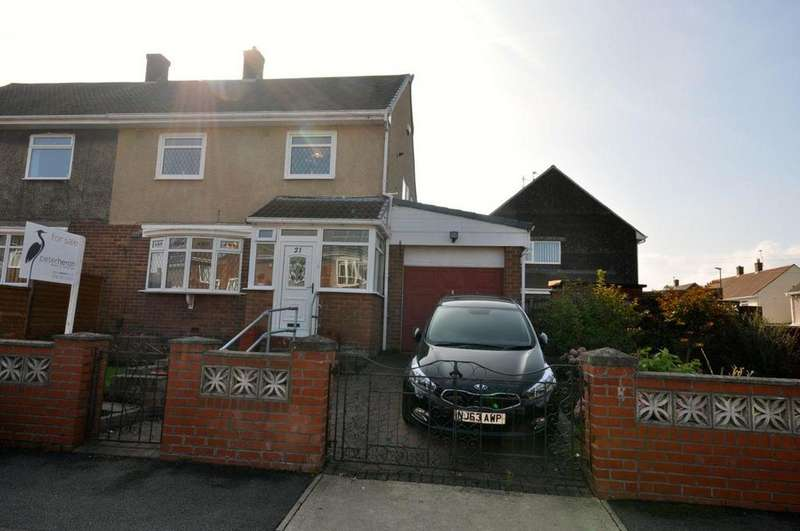 3 Bedrooms Semi Detached House for sale in Seaton Road, Sunderland