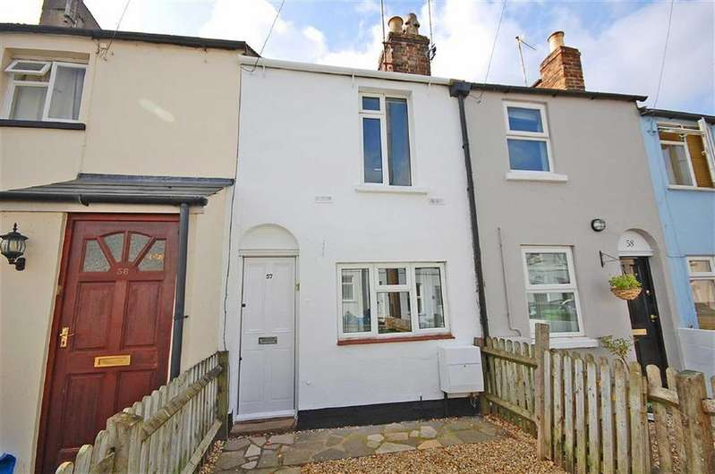 2 Bedrooms Terraced House for sale in Upper Park Street, Off Hales Road, Cheltenham, GL52