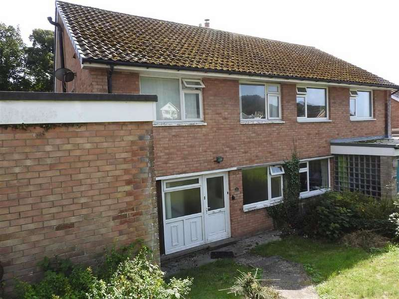 6 Bedrooms Semi Detached House for sale in Danycoed, Aberystwyth