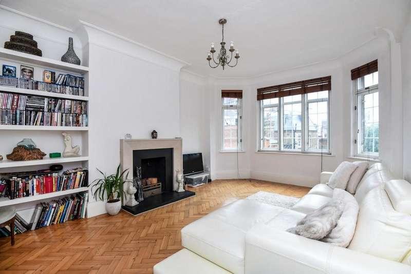 3 Bedrooms Flat for sale in Southwood Lane, Highgate