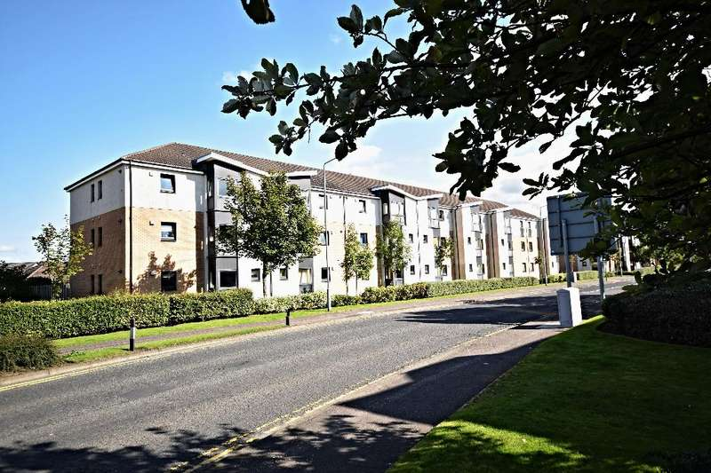 2 Bedrooms Flat for sale in Shawfarm Gardens, Prestwick, South Ayrshire, KA9 2GZ