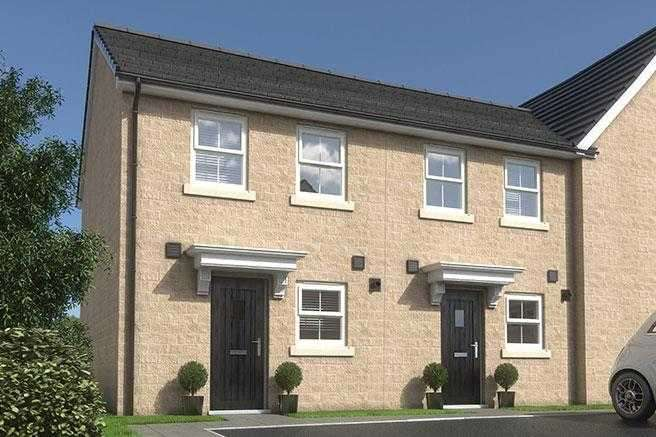 2 Bedrooms Town House for sale in 'The Elmcroft', Roundhill Gardens, South Lane, Elland