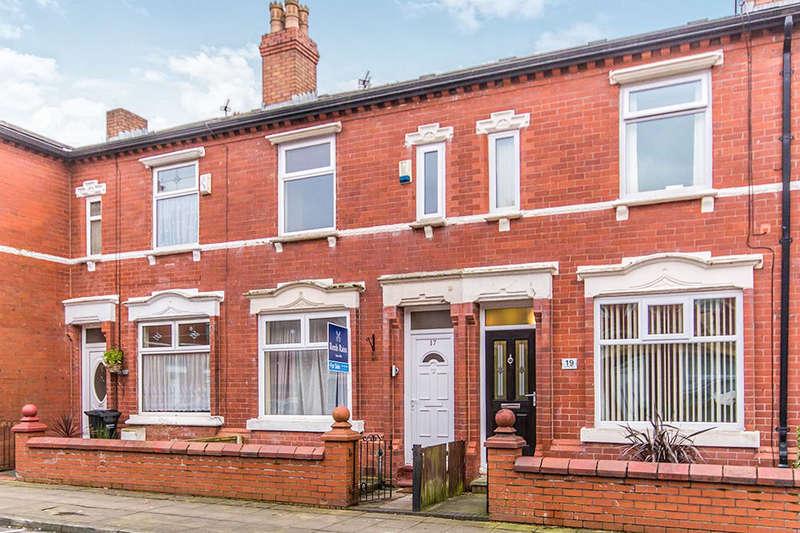 2 Bedrooms Terraced House for sale in Belfield Road, Reddish, Stockport, SK5