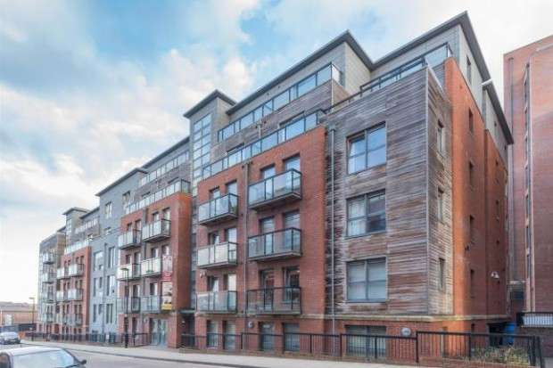 1 Bedroom Apartment Flat for sale in Q4 185 Upper Allen Street, Sheffield, S3