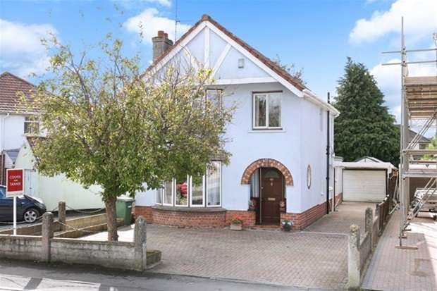 3 Bedrooms Detached House for sale in Berkley Road