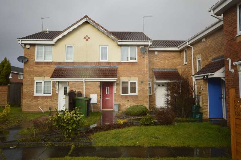 2 Bedrooms Semi Detached House for rent in Park Meadow Avenue, Bilston, WV14