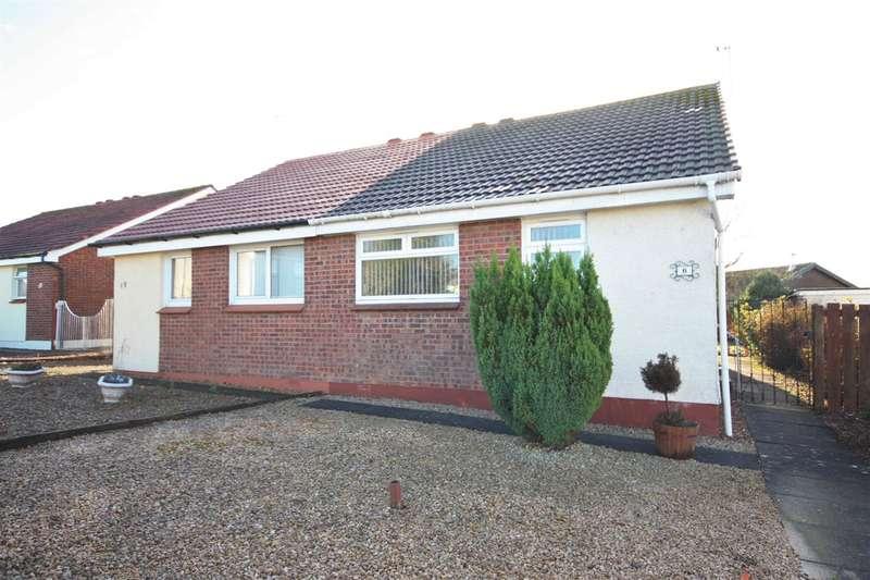 2 Bedrooms Semi Detached Bungalow for rent in Berriedale, East Kilbride