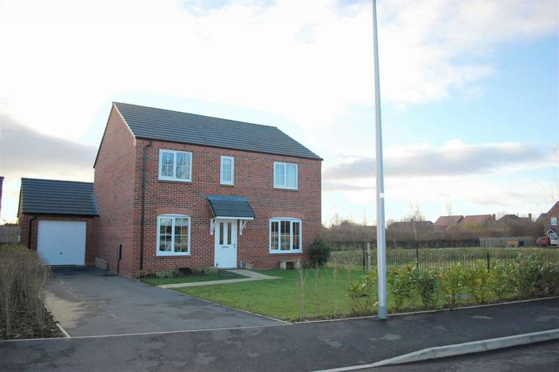 4 Bedrooms Detached House for sale in Russet Way, Bidford on Avon, B50