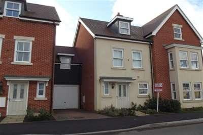 4 Bedrooms Semi Detached House for rent in Walker Mead, Biggleswade
