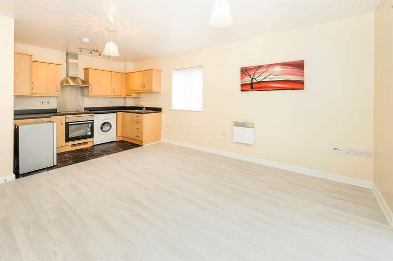 1 Bedroom Apartment Flat for sale in Clayton Drive, Pontarddulais, Swansea