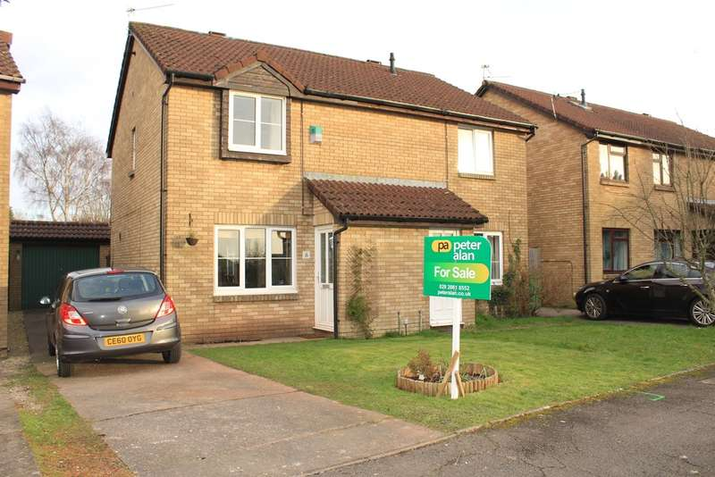3 Bedrooms Semi Detached House for sale in Drury Close, Thornhill, Cardiff