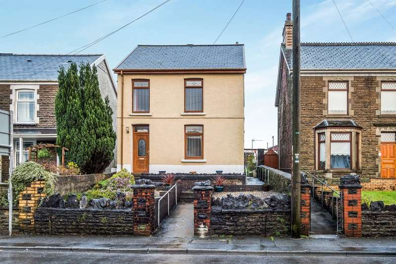 3 Bedrooms Detached House for sale in Crymlyn Road, Skewen, Neath