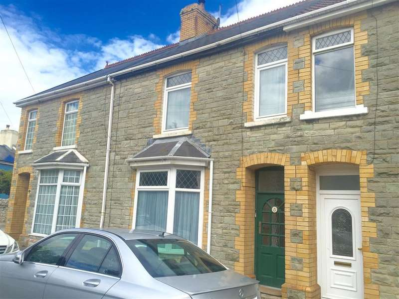 3 Bedrooms Terraced House for rent in South Road, PORTHCAWL