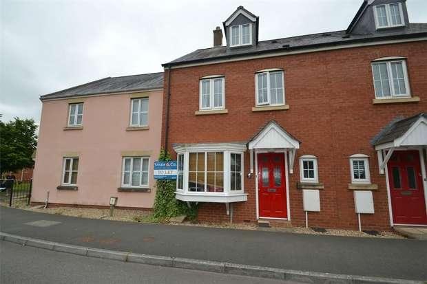 4 Bedrooms Terraced House for rent in TIVERTON, Devon