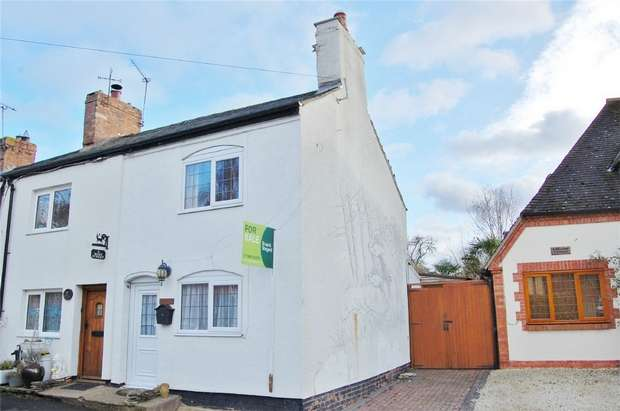 1 Bedroom Cottage House for sale in Main Street, Grandborough, RUGBY, Warwickshire