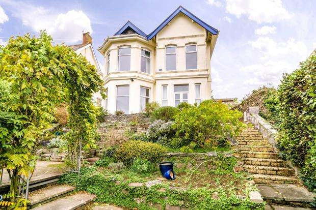 4 Bedrooms Detached House for sale in Lower Port View, Saltash, Cornwall