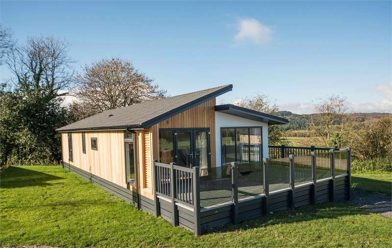 2 Bedrooms Park Home Mobile Home for sale in LA11 7QY Hampsfell View, The Pastures, Allithwaite, Cartmel, Cumbria
