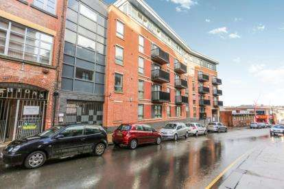 1 Bedroom Flat for sale in Ashton Point, 64 Upper Allen Street, Sheffield, South Yorkshire