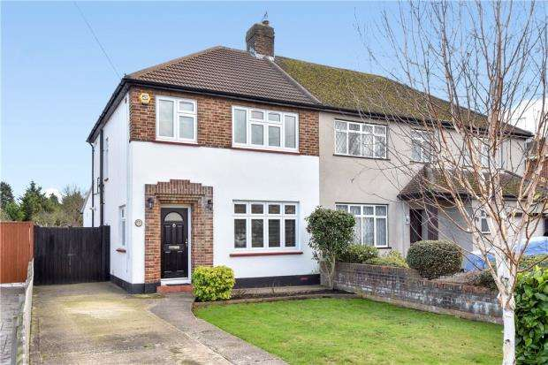 3 Bedrooms Semi Detached House for sale in Lawn Close, Datchet