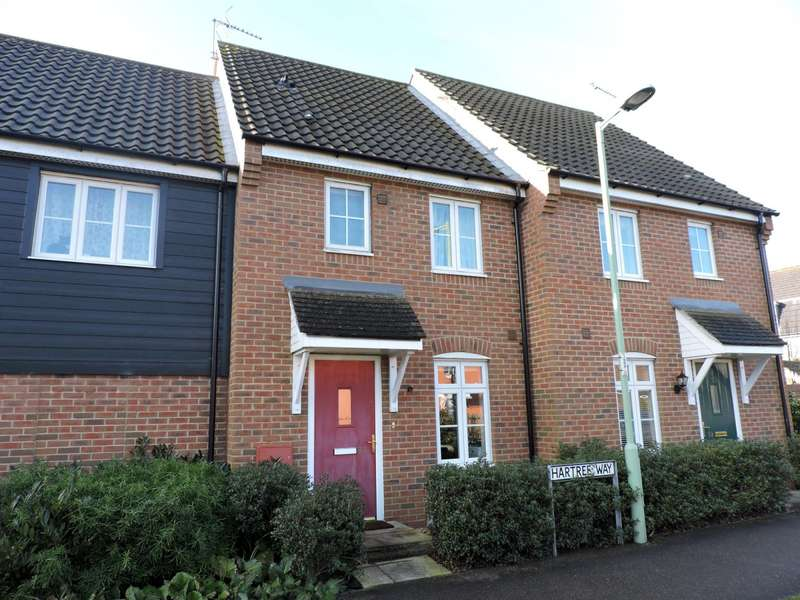 2 Bedrooms House for rent in Hartree Way, Ipswich