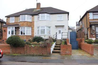 3 Bedrooms Semi Detached House for sale in Redbridge, Essex