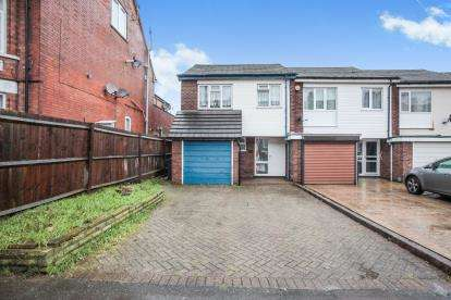 3 Bedrooms End Of Terrace House for sale in Hazelbury Crescent, Luton, Bedfordshire