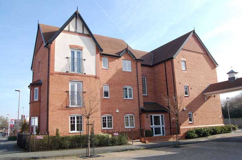 2 Bedrooms Apartment Flat for sale in Hesketh Way, Bromborough