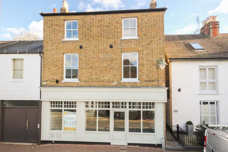 2 Bedrooms Apartment Flat for rent in Flat 2, 12 High Street, Thames Ditton