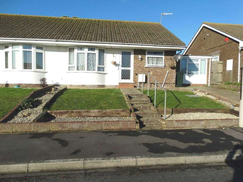 4 Bedrooms Semi Detached Bungalow for sale in Nightingale Close, Eastbourne